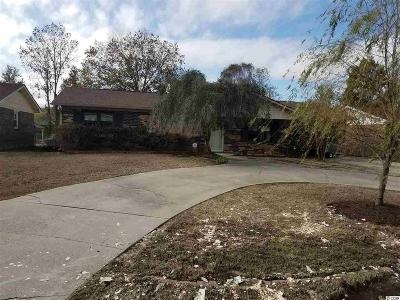 Myrtle Beach Single Family Home Active-Pending Sale - Cash Ter: 5765 Rosewood Dr.