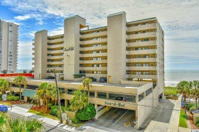 North Myrtle Beach Condo/Townhouse For Sale: 1709 S Ocean Blvd. #610