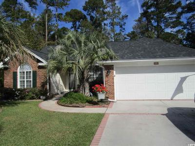 Myrtle Trace Single Family Home For Sale: 171 Glenwood Dr.