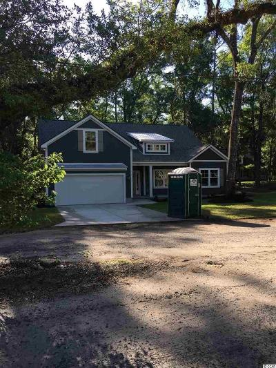 Pawleys Island Single Family Home For Sale: 236 Bannockburn Dr.