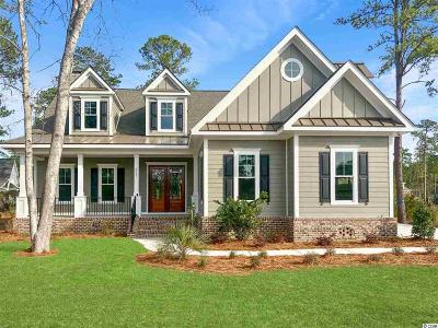 Murrells Inlet, Garden City Beach Single Family Home For Sale: 552 Woody Point Dr.