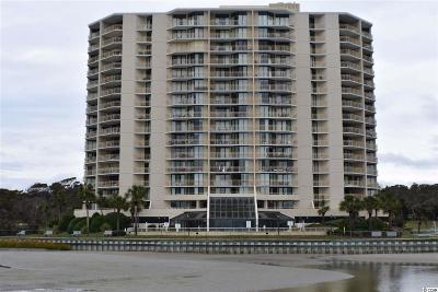 Myrtle Beach Condo/Townhouse For Sale: 101 Ocean Creek Dr. #HH-8
