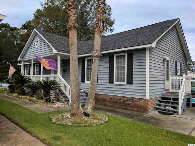 Murrells Inlet Single Family Home For Sale: 903/905 Southwind Ct.