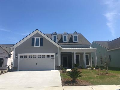 Myrtle Beach Single Family Home Active-Pend. Cntgt. On Financi: 6600 Pozzallo Place
