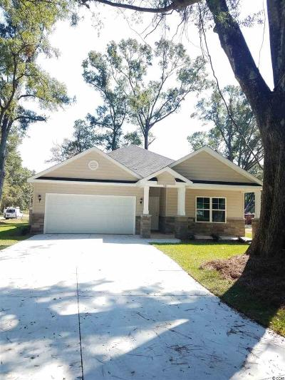 Pawleys Island Single Family Home For Sale: Tbd Coachman Dr.