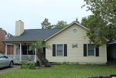 Surfside Beach Single Family Home For Sale: 23 Indian Oaks Ln.
