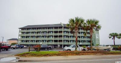 Garden City Beach Condo/Townhouse Active-Pend. Cntgt. On Financi: 215 Atlantic Ave. #305