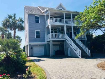 Myrtle Beach Single Family Home For Sale: 8004 Beach Dr.