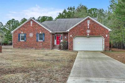 Conway Single Family Home For Sale: 376 Pitch Landing Rd.