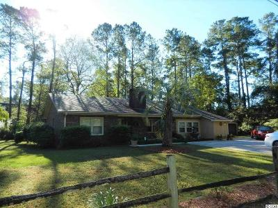 Myrtle Beach Single Family Home For Sale: 1225 Forestbrook Rd.