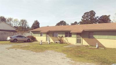 Tabor City Multi Family Home For Sale: 110 School St.