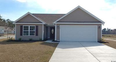 Conway Single Family Home Active-Pend. Cntgt. On Financi: 1301 Ruddy Ct.