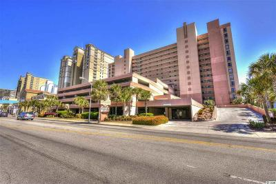 Myrtle Beach Condo/Townhouse For Sale: 2207 S Ocean Blvd. #616