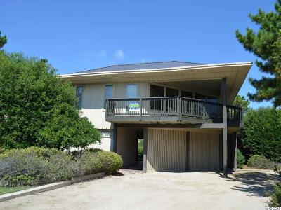 Murrells Inlet, Garden City Beach Single Family Home For Sale: 1826 Pompano Dr.