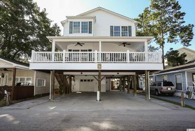 Myrtle Beach Single Family Home For Sale: 6001-O9 S Kings Hwy.