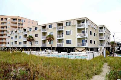 North Myrtle Beach Condo/Townhouse For Sale: 5600 N Ocean Blvd. #A11