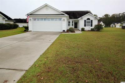 Myrtle Beach Single Family Home For Sale: 557 West Oak Circle Dr.