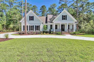Murrells Inlet Single Family Home For Sale: 240 Woody Point Dr.