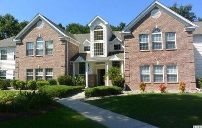 Murrells Inlet Condo/Townhouse For Sale: 4309 Lotus Ct. #G