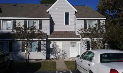 Myrtle Beach SC Condo/Townhouse Active-Pending Sale - Cash Ter: $37,000
