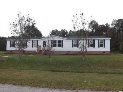 Little River Single Family Home For Sale: 215 Garnet Rd.
