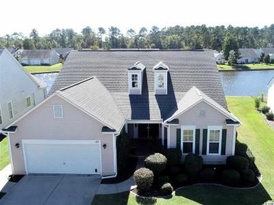 Murrells Inlet Single Family Home For Sale: 48 Longcreek Dr.