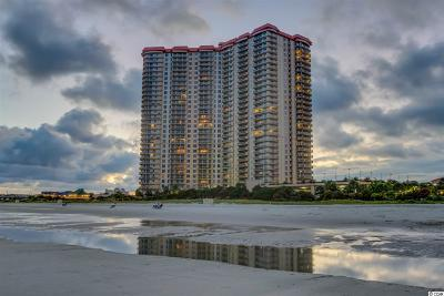 Myrtle Beach Condo/Townhouse For Sale: 8500 Margate Circle #109