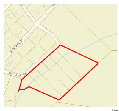 Loris Residential Lots & Land For Sale: Tbd Rainbow Dr.