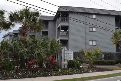 North Myrtle Beach Condo/Townhouse For Sale: 6000 North Ocean Blvd. #207