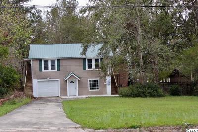 Whiteville NC Single Family Home For Sale: $119,500