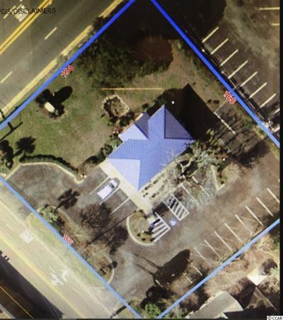 Myrtle Beach Single Family Home For Sale: 1207 S Highway 17 Business #13th Ave