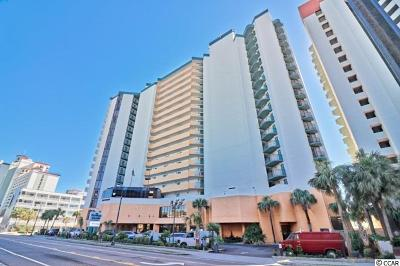 Myrtle Beach Condo/Townhouse For Sale: 2710 N Ocean Blvd. #1426