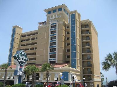 myrtle beach Condo/Townhouse For Sale: 1200 N Ocean Blvd. #1007