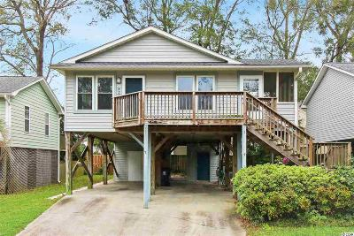 Murrells Inlet Single Family Home For Sale: 822 Starboard Ct.