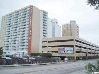 myrtle beach Condo/Townhouse For Sale: 9550 Shore Dr. #432
