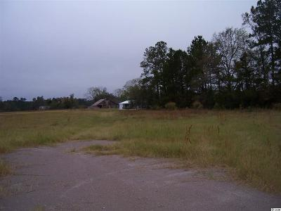 Loris Residential Lots & Land For Sale: Tbd Barker Rd.
