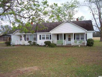 Loris Single Family Home For Sale: 877 Highway 348