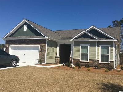 Little River Single Family Home Active-Pending Sale - Cash Ter: 3624 Diamond Stars Way