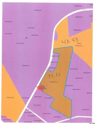Loris Residential Lots & Land For Sale: Tbd Highway 777