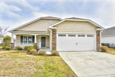 Surfside Beach Single Family Home Active Under Contract: 1661 Hack Ct.