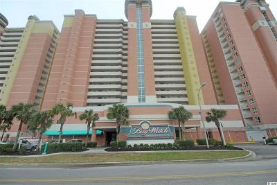 North Myrtle Beach Condo/Townhouse For Sale: 2711 S Ocean Blvd. #1511
