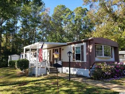 Garden City Beach Single Family Home For Sale: 713 Raleigh Trail