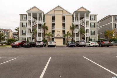 Myrtle Beach Condo/Townhouse For Sale: 126 Ella Kinley Circle #101