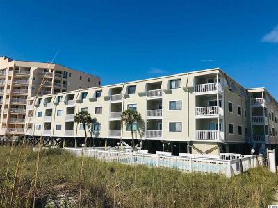 North Myrtle Beach Condo/Townhouse For Sale: 5600 N Ocean Blvd. #B3