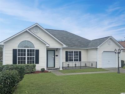 Myrtle Beach Single Family Home For Sale: 6014 Quinn Rd.
