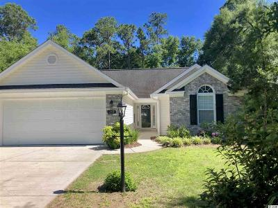 Pawleys Island Single Family Home For Sale: 253 Old Cedar Loop