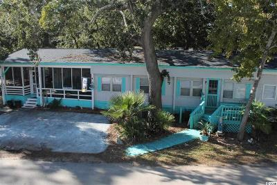myrtle beach Single Family Home For Sale: 6001-Mh49 S Kings Hwy.