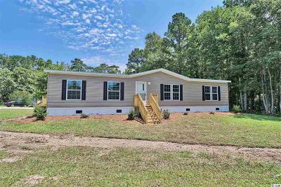 Pawleys Island Single Family Home For Sale: 18 Majors Ct.