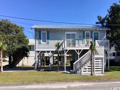 North Myrtle Beach Single Family Home For Sale: 302 32nd Ave. N