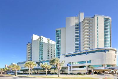 North Myrtle Beach Condo/Townhouse For Sale: 304 N Ocean Blvd. #106